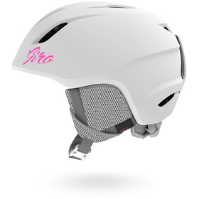 Giro Launch Casque Enfant, matte white
